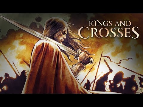Graphic Novel Kings And Crosses: Illuminated Chronicles