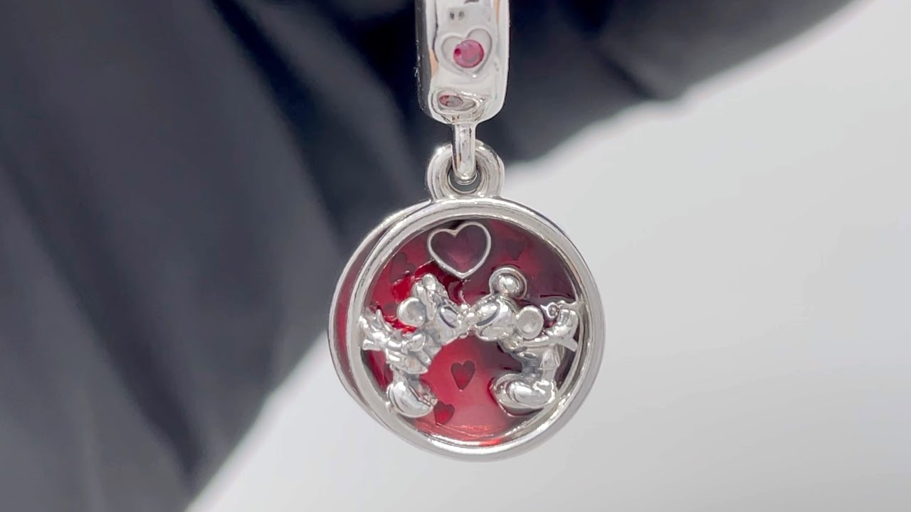 2021 PANDORA Valentine's Day Charms & Dangles Collection!