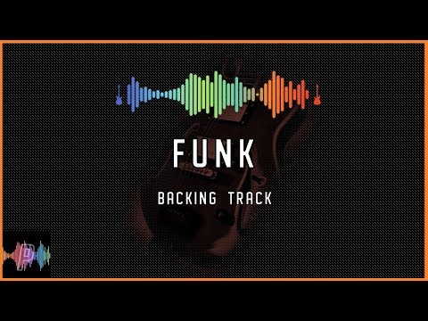 B Minor - Funk Backing Track