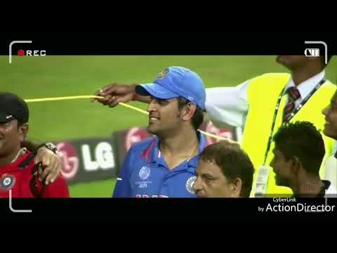 MS Dhoni Movie : Last scene (Legend's...