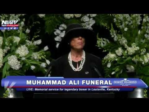 Lonnie Ali - Widow Of Muhammad Ali...