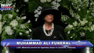 Lonnie Ali - Widow Of Muhammad Ali Remembers The Greatest