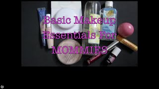 Basic Makeup Essentials for Mommies collab with Prettycraftygirl Thumbnail