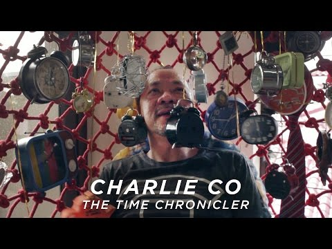 Charlie Co - The Time Chronicler (a short documentary)