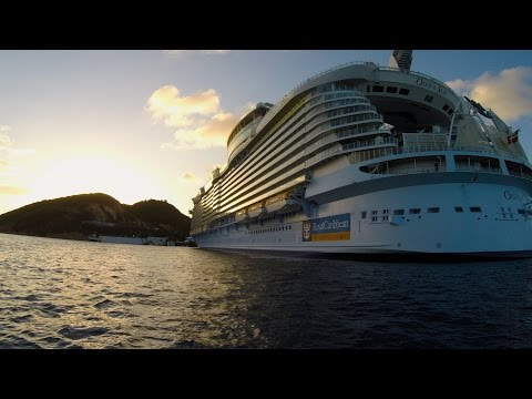 Oasis of the Seas Eastern Caribbean 2016