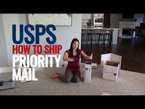 USPS Shipping Boxes & Supplies *Best Uses*