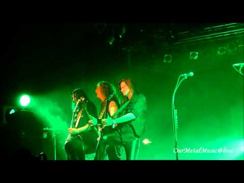 HELLOWEEN - Walls Of Jericho + Eagle Fly Free - Live In Warszawa 27.03.2013 HD
