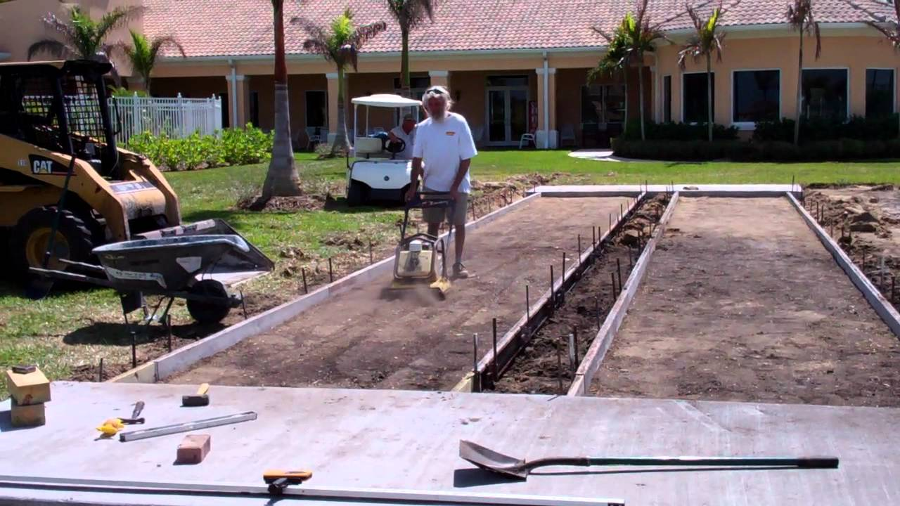 Marvelous Shuffleboard Court Resurfacing And Construction