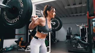 NEBBIA | Giulia Costa female fitness motivation