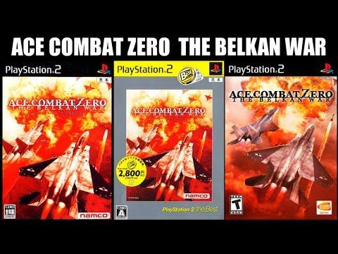 エースコンバット・ゼロ ザ・ベルカン・ウォー / ACE COMBAT ZERO THE BELKAN WAR