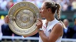 TENNIS-SENSATION: Kerber glückt Wimbledon-Coup gegen Williams