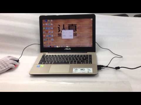 32 inch interactive multi touch screen foil with USB