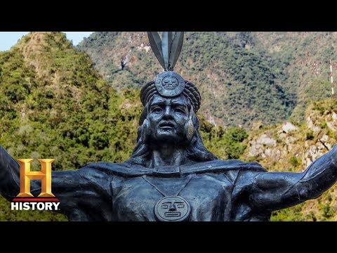 Ancient Aliens: Cover-Up at Machu Picchu? (S11, E4) | Histor