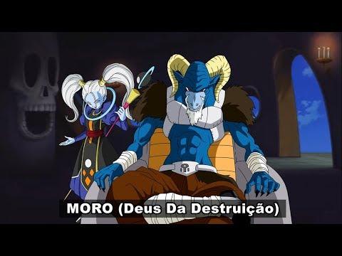 MORO Foi o Antigo Deus da Destruição antes de BILLS? (Whis MENTIU para Todo Mundo)