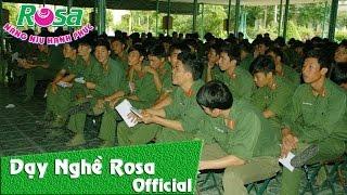 Dạy nghề miễn phí cho bộ đội xuất ngũ - 2013