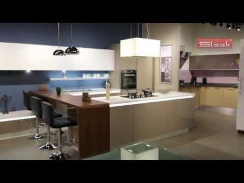 Sleek Modular Kitchens Youtube