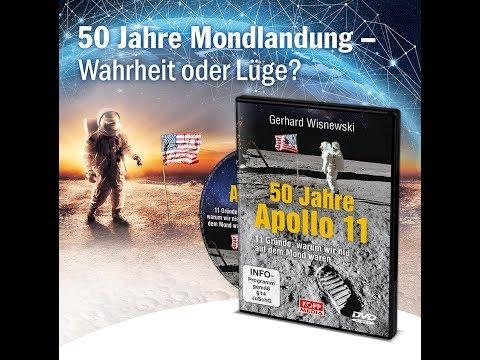 50 Jahre Apollo 11: 50 Jahre Fake News vom Feinsten!