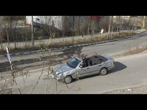 W210 превратился к кабриолет.