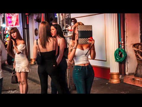 Пристаем к ТРАНСУ! Сколько стоит??? Ночная Паттайя удивляет. Цены. Mix Club Pattaya