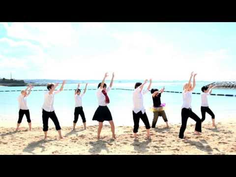 【進撃の中学校】ようかい体操第一踊ってみた【コスプレ】