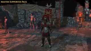 Path of Exile: Master Supporter Pack