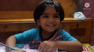 Study time || Cute & Active Girl ||