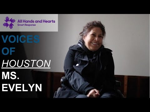 Voices of Houston: Ms. Evelyn