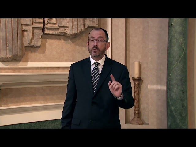 Dr. Baruch Korman - Jonas Capítulo 1 (Español)