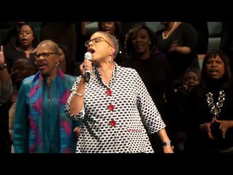 "Yvette Flunder (Orginal Vocalist) ""Thank You Lord"" By Walter Hawkins"