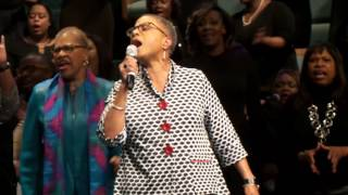 "Yvette Flunder (Orginal Vocalist) ""Thank You Lord"" By Walter Hawkins"
