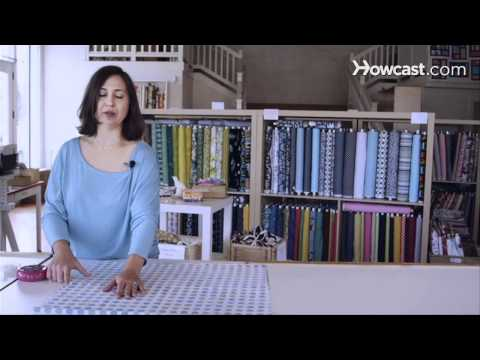 How to Pin Fabric | Sewing Lessons