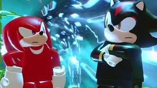 Sonic The Hedgehog Level Pack Walkthrough Part 2 - Final Boss Fights & Ending