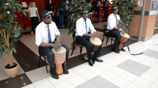 Шоу Африканских Барабанов *WAKA-WAKA*
