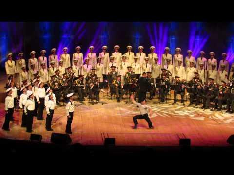 מקהלת הצבא האדום Red Russian Army Choir היכל התרבות 2014