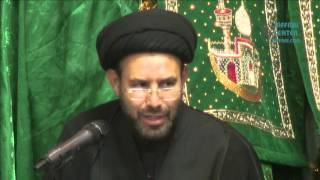 Zebh-e-Azeem 8th Muharram 1437/2015 - Ahlebait TV