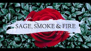 """Sage, Smoke & Fire"" book teaser 2"
