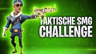 TAKTISCHE SMG CHALLENGE! 🏆   Fortnite: Battle Royale