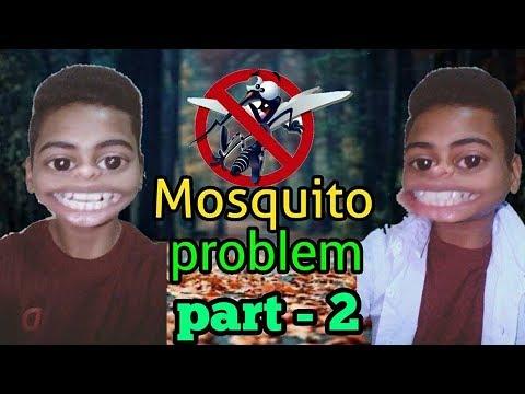Mosquito Problem part-2 ।। Bangla New Funny video (Rajin Hasan)
