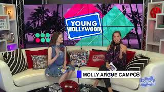 Young Hollywood Interview — Mackenzie Foy — 2018