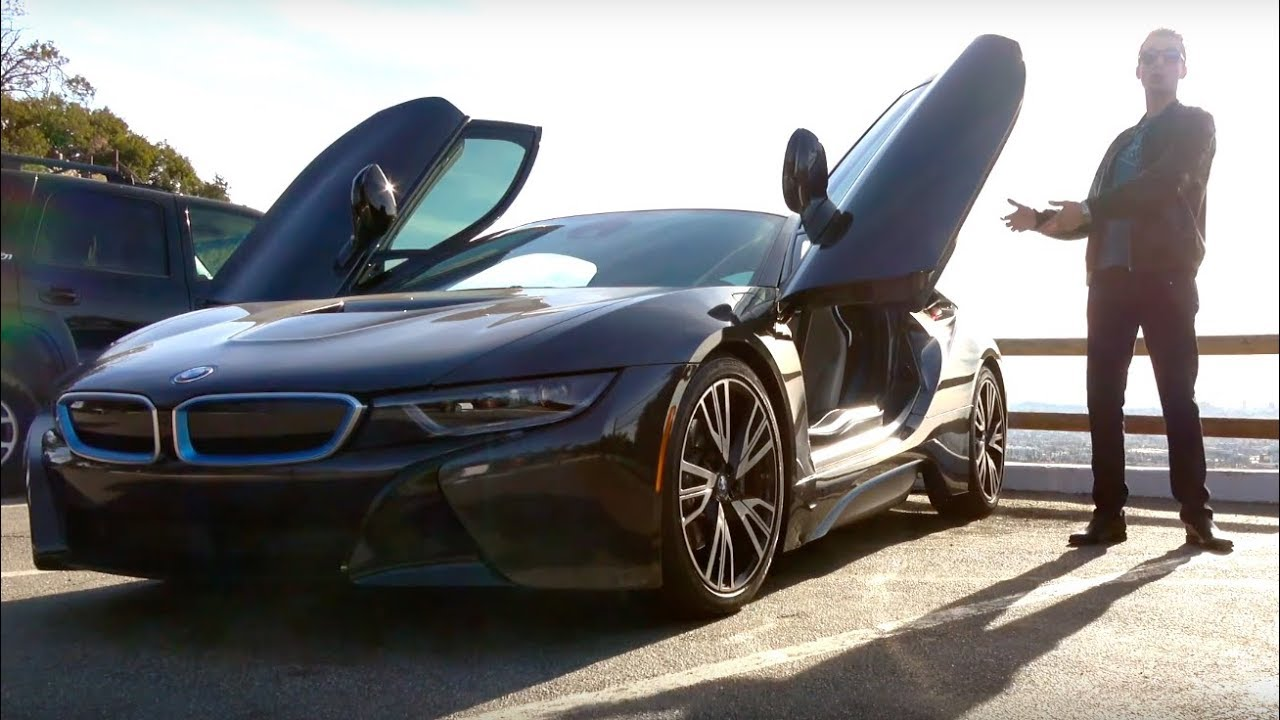 מדהים Here's Why the BMW i8 Is Depreciating Rapidly - YouTube UN-88