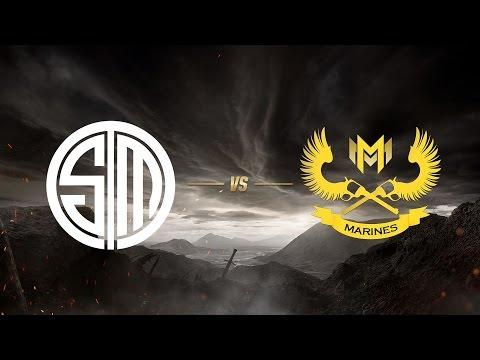 Team SoloMid ( TSM ) vs GIGABYTE Marines ( GAM ) 4. Maç | MSI 2017 Ön Eleme 2. Tur