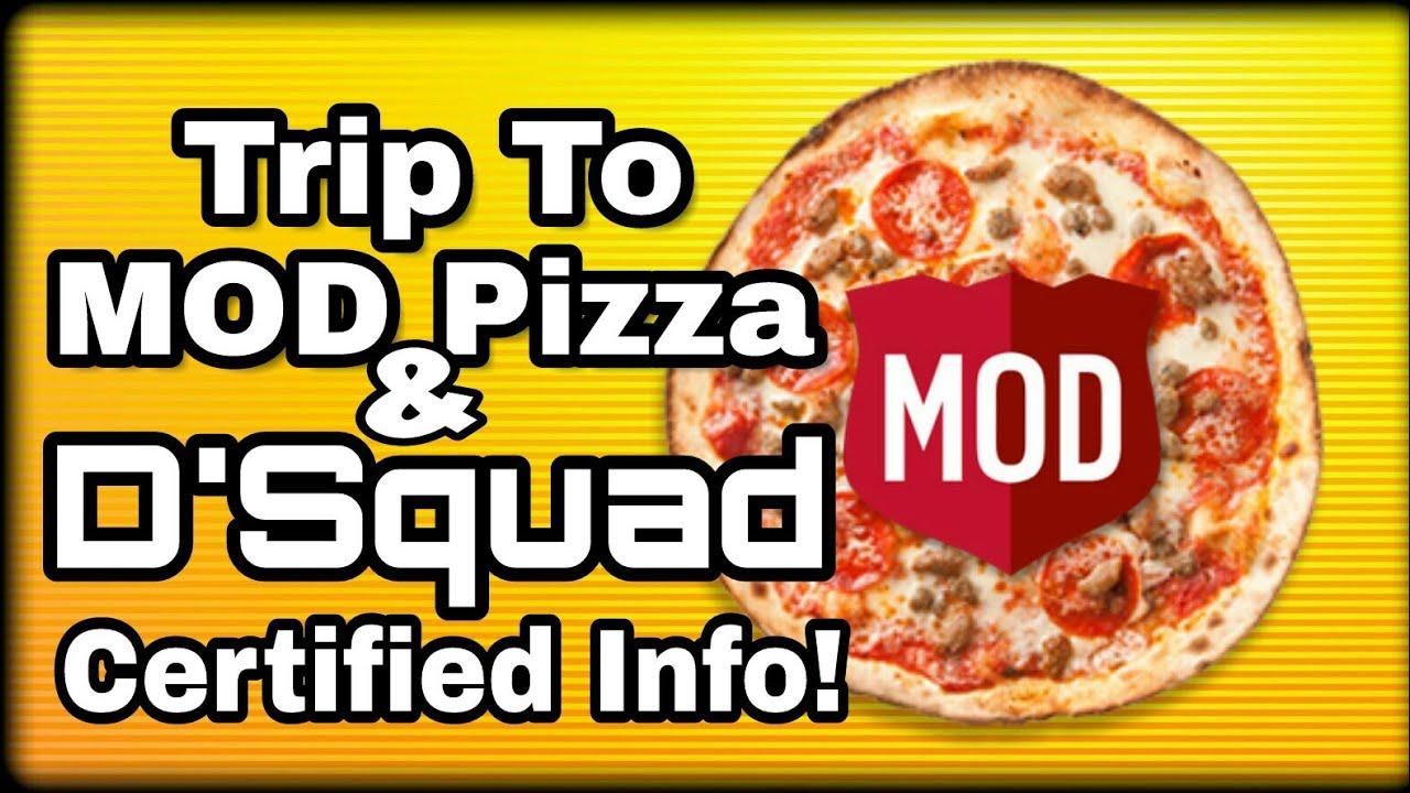 mod squad pizza