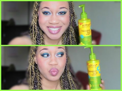 Coconut Oil Facial Cleanser from YouTube · Duration:  3 minutes 1 seconds