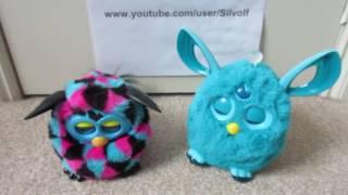 Furby Connect and Furby Boom Comparison