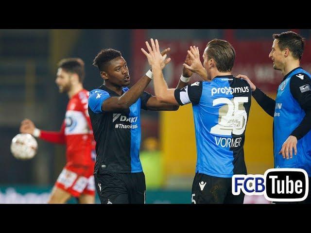 2017-2018 - Jupiler Pro League - 29. Club Brugge - KV Kortrijk 2-1