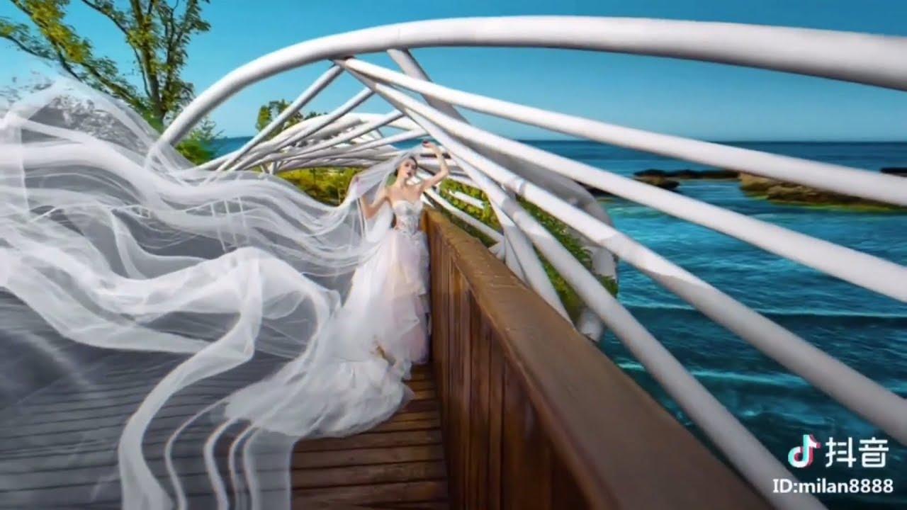 Ngất ngây với những bộ ảnh cưới tuyệt đẹp trên Tik Tok