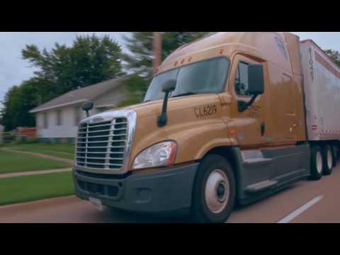 Truck Driving Jobs at CRST Dedicated