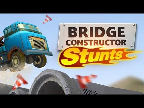 Bridge Constructor Stunts - Xbox One Trailer