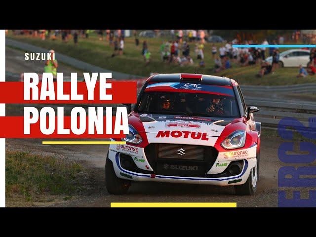 Suzuki 2021   Capítulo 4   Rallye de Polonia