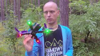 Dakota, palnik z puszki, dron i znowu przeterminowane jedzenie - VLOG